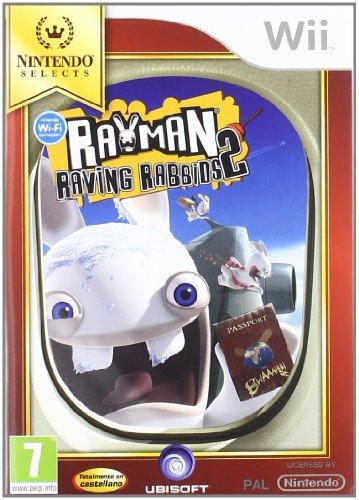 Rayman Raving Rabbid 2