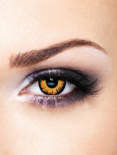 Edit farbige Twilight Bella Movie Film Kontaktlinsen ohne Stärke für Halloween und Karneval