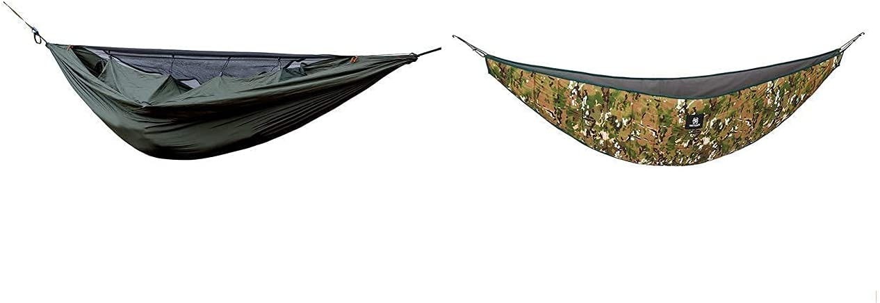 OneTigris KOMPOUND Camping Hammock Underquilt ☆国内最安値に挑戦☆ Hideout + 初売り