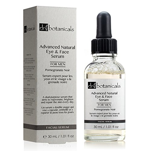 DR BOTANICALS Serum facial Pomegranate Noir Advanced Natural For Men 30 ml