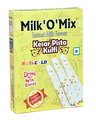 Milkomix Kesar Pista Kulfi Milk Powder – Pack of 3