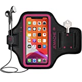 iPhone X, XS, 11Pro Armband, JEMACHE Water Resistant Gym Running Workout/Exercise Sport Arm
