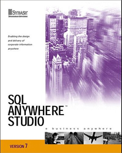 SQL Anywhere Studio 7.0 Upgrade 4-Concurrent Users