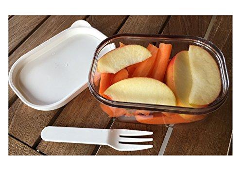 Fruchtbox, Trennung Brotdose, Rosirosinchen