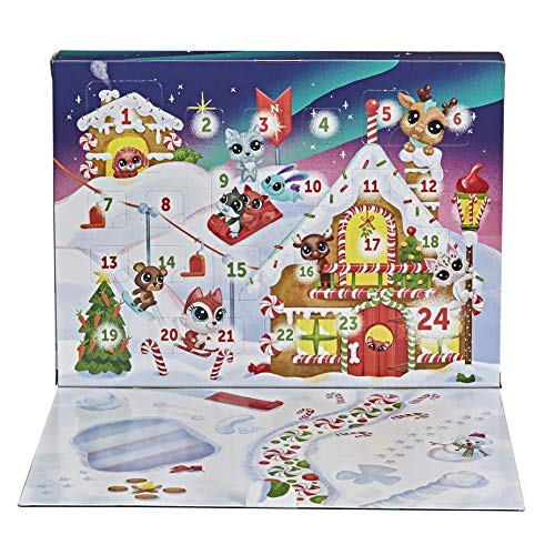 Littlest Pet Shop Advent Calendar Toy, Ages 4 and Up (Amazon Exclusive)