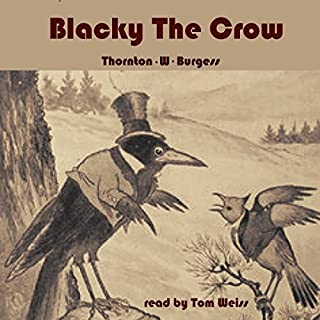 Blacky the Crow cover art