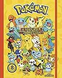 Pokémon – L'Intégrale des huit régions – Livre compilation avec 8 aventures...