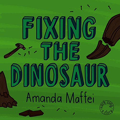 Fixing the Dinosaur  By  cover art
