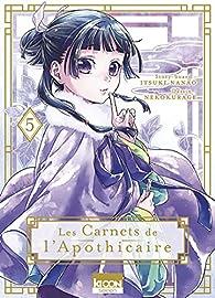 Les carnets de l'apothicaire, tome 5 par Natsu Hyuuga