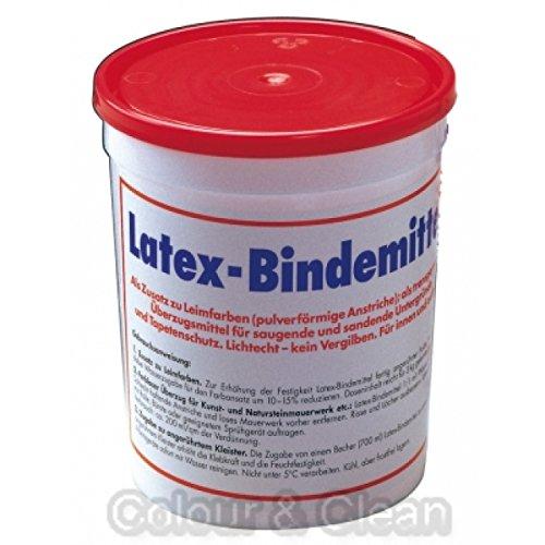 Pufas KVS Latex-Bindemittel 700 ml Leimfarben-/ Kleister-Zusatz Tapetenschutz