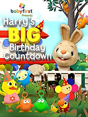 Harry's Big Birthday Countdown - Educational & Fun Movie for Kids