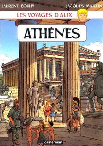 Les Voyages d'Alix, tome 12 : Athènes