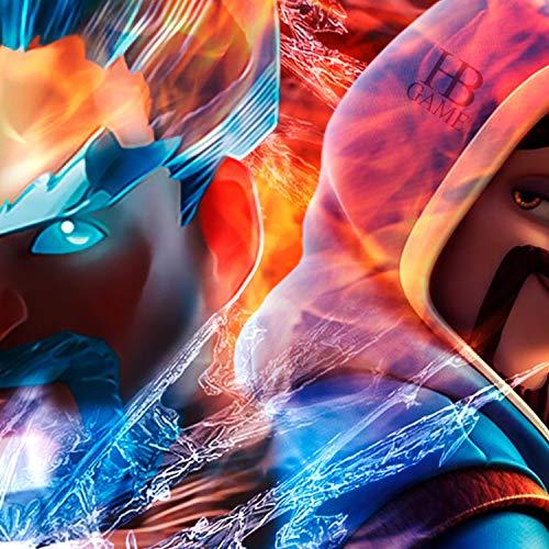 Mago de Fuego Vs Mago de Hielo Clash Royale Clash of Clans
