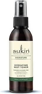 Sukin Hydrating Mist Toner, 4.23 Fluid Ounce