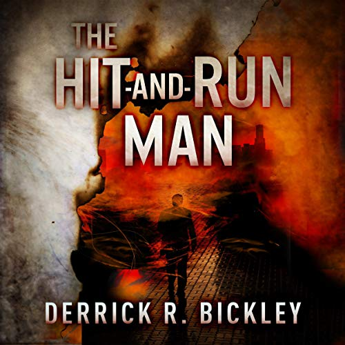 The Hit-and-Run Man audiobook cover art
