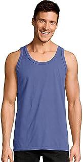 Hanes Men's ComfortWash Garment Dyed Sleeveless Tank Top