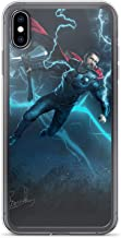 Thor Lighting Stark Avengerss Superhero Stan-lee Movie Comic Vs Kratos Anti-Scratch Shockproof Case for iPhone X/XS