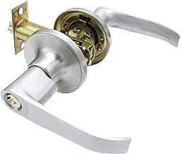 Kast deurslot Kamerdeur Handgreep Hoge Kwaliteit Zinklegering Deurgreep Lock Drie Pole Sferische Lock Accessoires Keuken B...