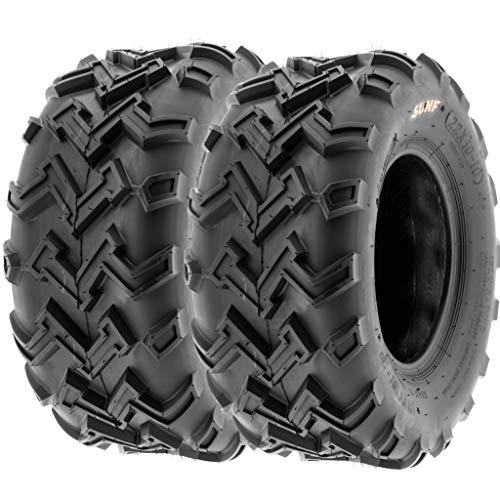 SunF 22x10-10 22x10x10 ATV UTV Tires 6 PR Tubeless A001 [Set of 2]