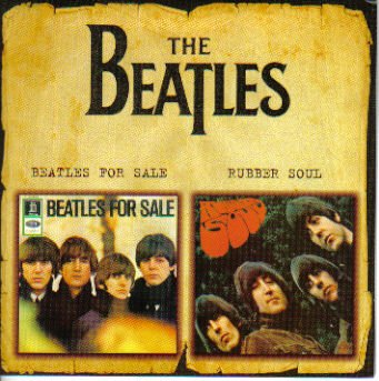 Beatles for Sale (1964) / Rubber Soul (1965) (UK Import)
