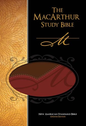 Compare Textbook Prices for The MacArthur Study Bible: New American Standard Update, Red Leathersoft Lea Edition ISBN 9780718025120 by MacArthur, John