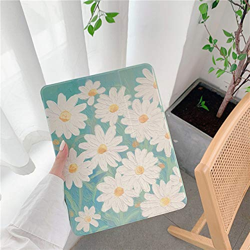 SMZNXF Tablet PC case,Cute Daisy For iPad AIR 2 3 10.5 Pro 2019 7th 10.2 inch Case for iPad 2017 2018 9.7 Mini 5 Cover Capa With Pencil Holder Cases,2Y172,For,iPad2019,10.2