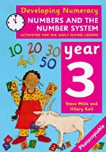 developing numeracy numbers and the number system