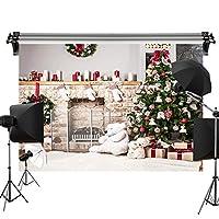 Kate 2.2x1.5m クリスマス 背景布 クリスマスツリー 背景 クローゼットクリスマス 背景 テディベア 背景 写真撮影用 背景布 カスタマイズ可能様々背景