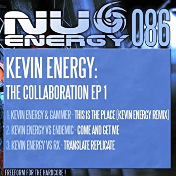 Kevin Energy: The Collaboration EP 1