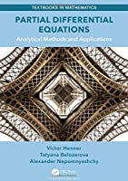 Partial Differential Equations: Analytical Methods and Applications Front Cover