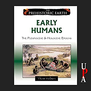 Early Humans audiobook cover art