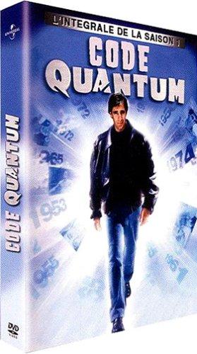 Code Quantum : L'intégrale saison 1 - Coffret 3 DVD