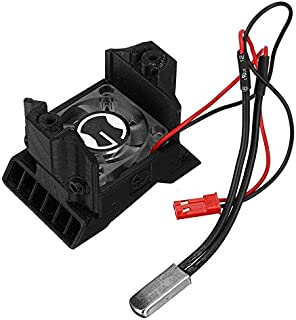 LaDicha Esc Ventilador De Refrigeración del Radiador para 1/10 Traxxas TRX-4 Trx4 RC Car Crawler Parts - 002