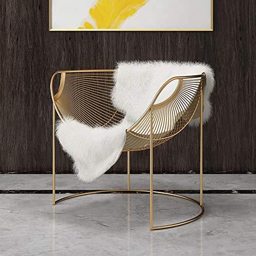 MROSW Nordic in Wind Net Red Computer Stuhl Startseite Moderne Minimalistischen Bürostuhl Kreative Persönlichkeit Boss Stuhl Freizeit-Stuhl