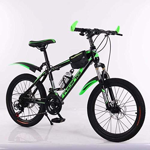 HongLianRiven BMX Mountainbike, 22/20 Zoll 21 Speed Bike, Rennrad, Hard Tail Bike, Student Variable Speed Bike 7-20 (Color : L, Size : 22 inches)