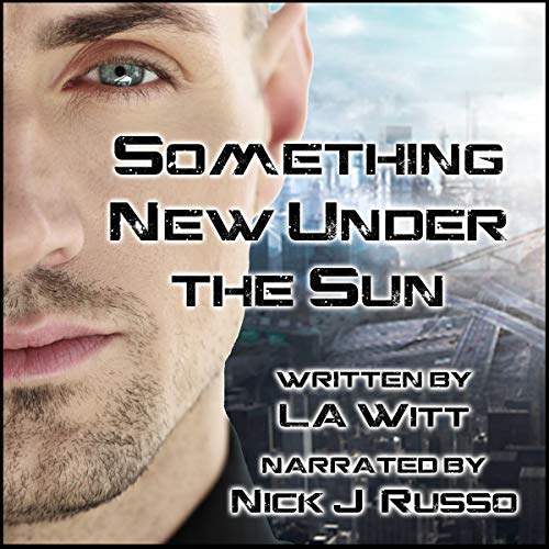 Something New Under the Sun audiobook cover art