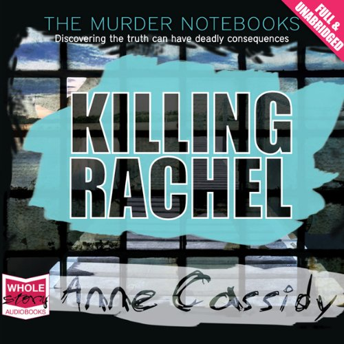 Killing Rachel audiobook cover art
