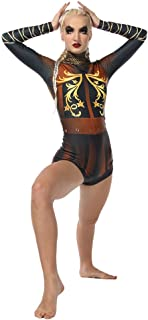 warrior dance costume