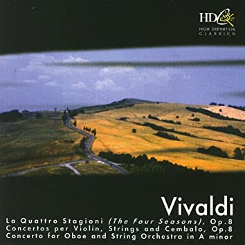 Vivaldi: Le Quattro Stagioni; Concerto For Oboe and String Orchestra In A Minor