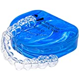 American DentalCraft Custom Dental Guard - Durable Mouth Guard for Grinding Teeth, Clenching, Jaw and Tooth Pain Relief. Bruxism Night Guard for Mild to Severe Grinders. Upper or Lower Bite Guard.