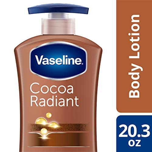 Vaseline Intensive Care Body Lotion, Cocoa Radiant, 20.3 Fl Oz (Pack of 1)