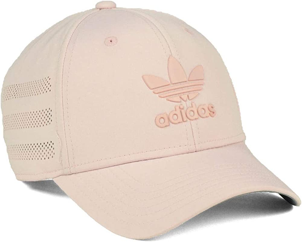 adidas Originals Beacon II Precurve Light Pink Snapback Hat