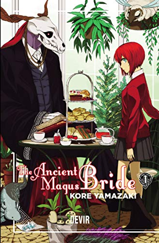 The Ancient Magus Bride: Volume 1