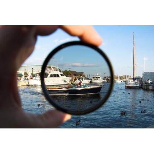 + Lens Cap Holder Nwv Direct Microfiber Cleaning Cloth. 77mm Digital Nc Nikon D300 Lens Cap Center Pinch