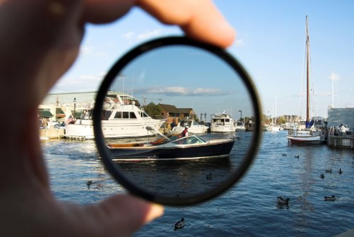 C-PL (Circular Polarizer) Multicoated | Multithreaded Glass Filter (52mm) For Leica V-LUX 3