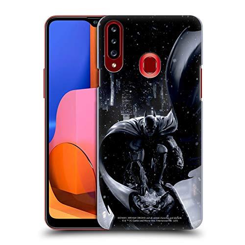 Head Case Designs Ufficiale Batman: Arkham Origins Batman Arte Chiave Cover Dura per Parte Posteriore Compatibile con Samsung Galaxy A20s (2019)