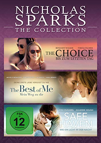 Nicholas Sparks - The Collection [3 DVDs]