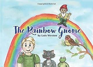 Rainbow Gnome Luis Weston