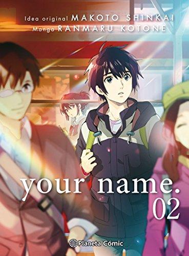 your name. nº 02/03: 7 (Manga: Biblioteca Makoto Shinkai)