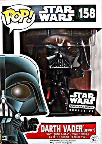 Funko Pop! Star Wars #158 Darth Vader Bespin Smugglers Bounty by Finko Pop